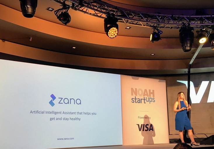 Co-founders of Zana have been present in several competitions and conferences, where Zana was selected among the top finalists.