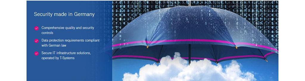 Open Telekom Cloud Germany and Zana