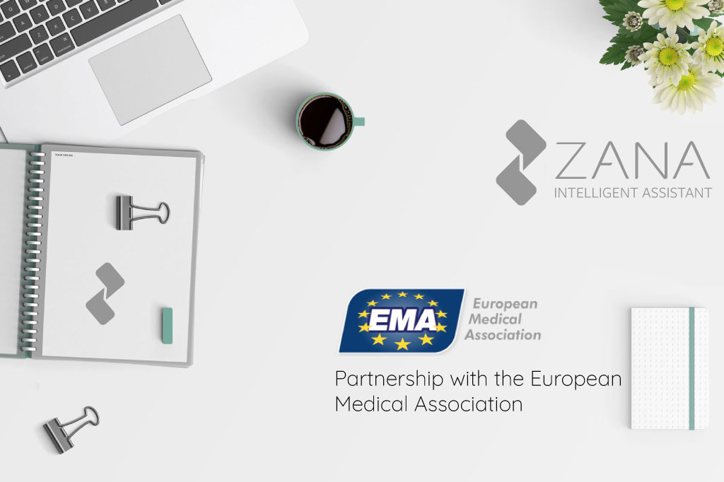 Zana partners with the European Medical Association