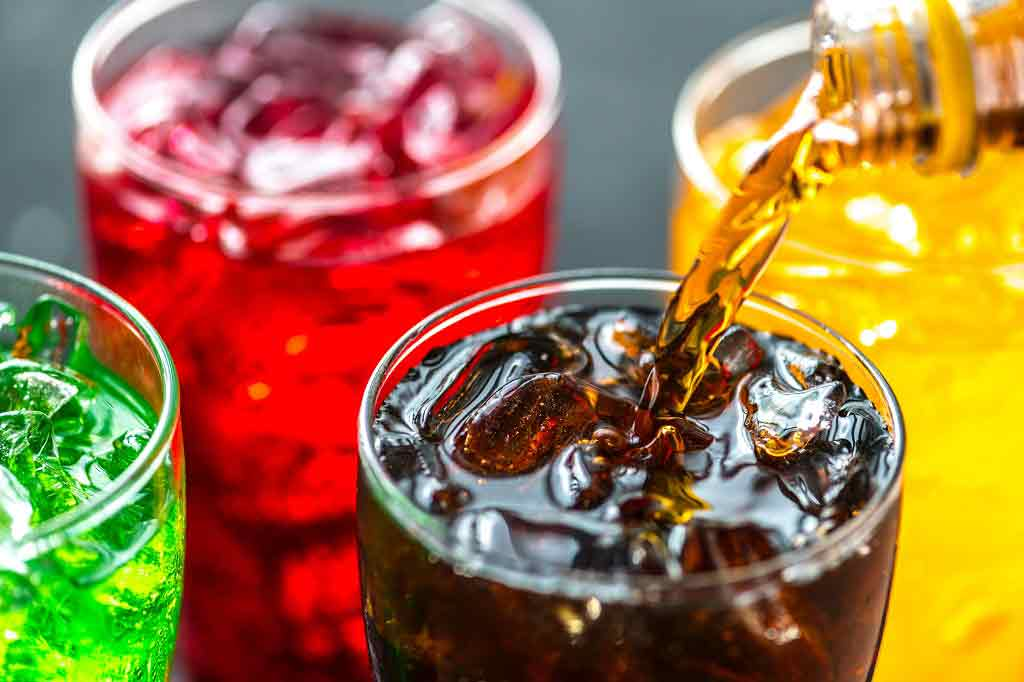 'A new study has revealed that people who drink sugary drinks like Coca-Cola everyday could be more at risk of dying young from heart disease and cancer' the Daily Mirror reports