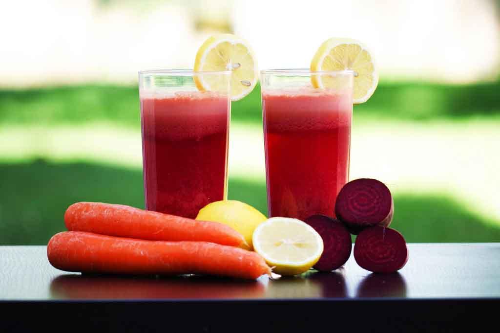 Beetroot juice 'boosts stamina'