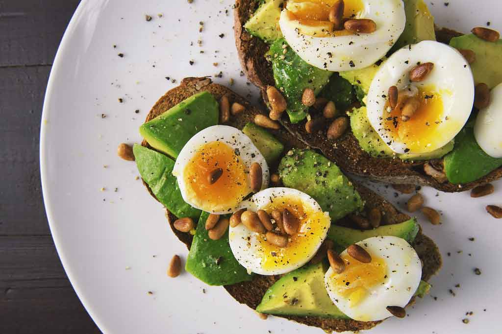 High-fibre diet 'may help relieve stress and anxiety'