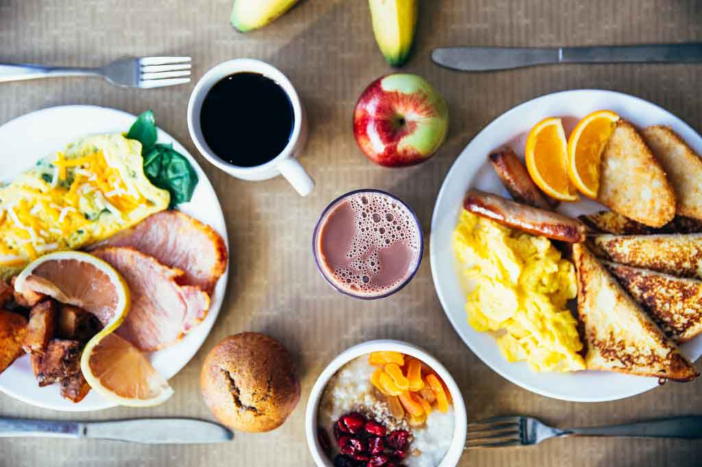 'Skipping breakfast may raise risk of heart disease by up to 87 per cent, study finds' The Sun reports
