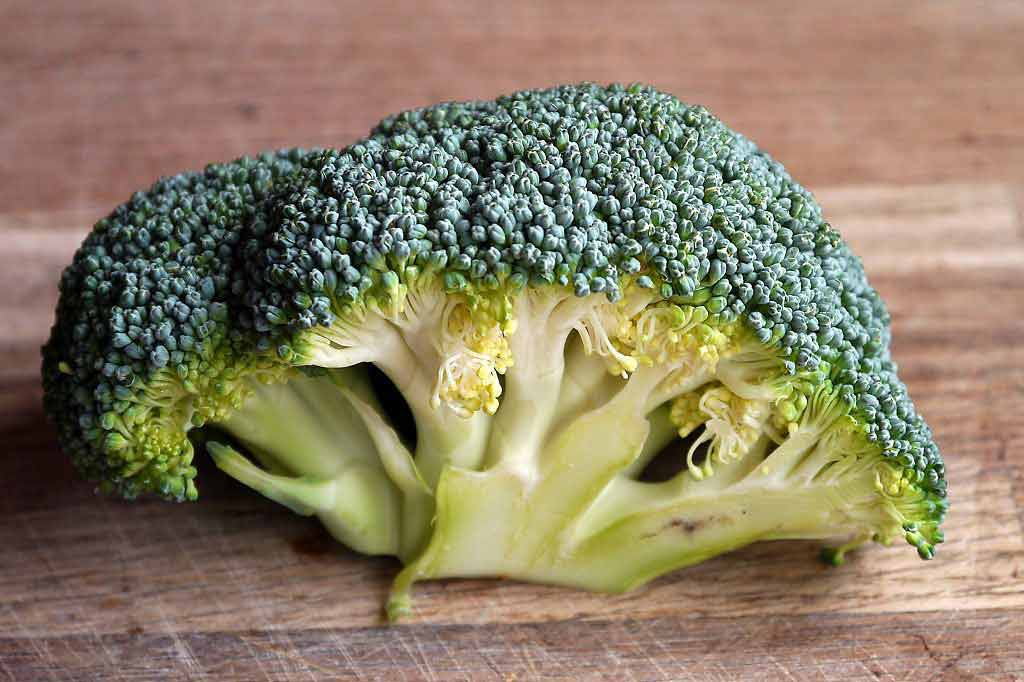 """Research has shown eating broccoli, cauliflower, cabbage and brussels sprouts to be particularly beneficial for the hearts of elderly women,"" The Guardian reports"