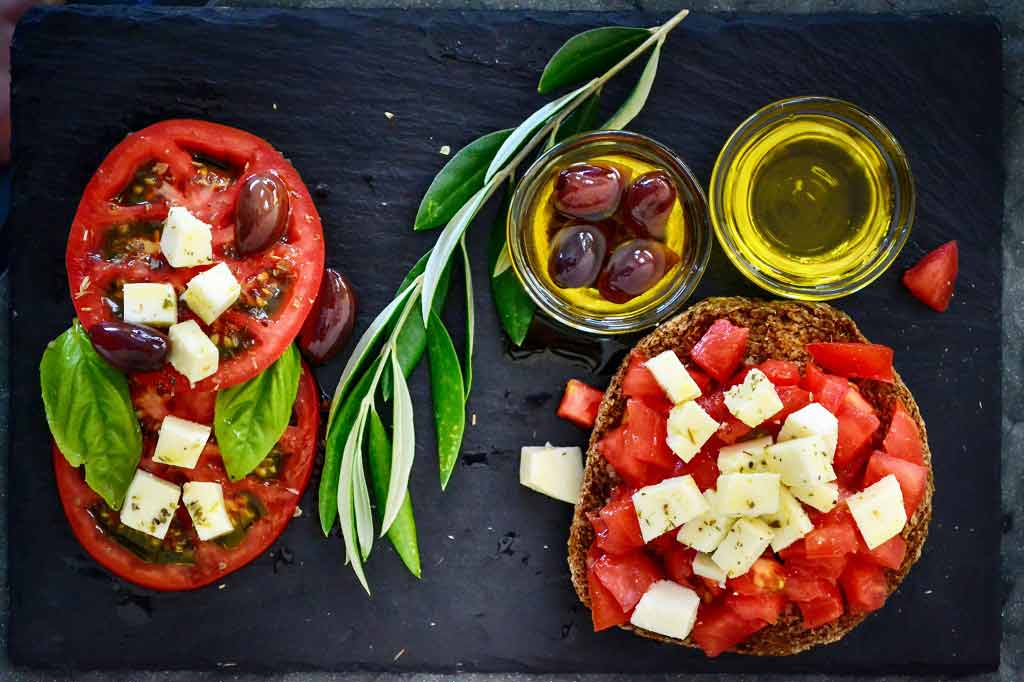 Eating a Mediterranean diet 'may lower your risk of depression'