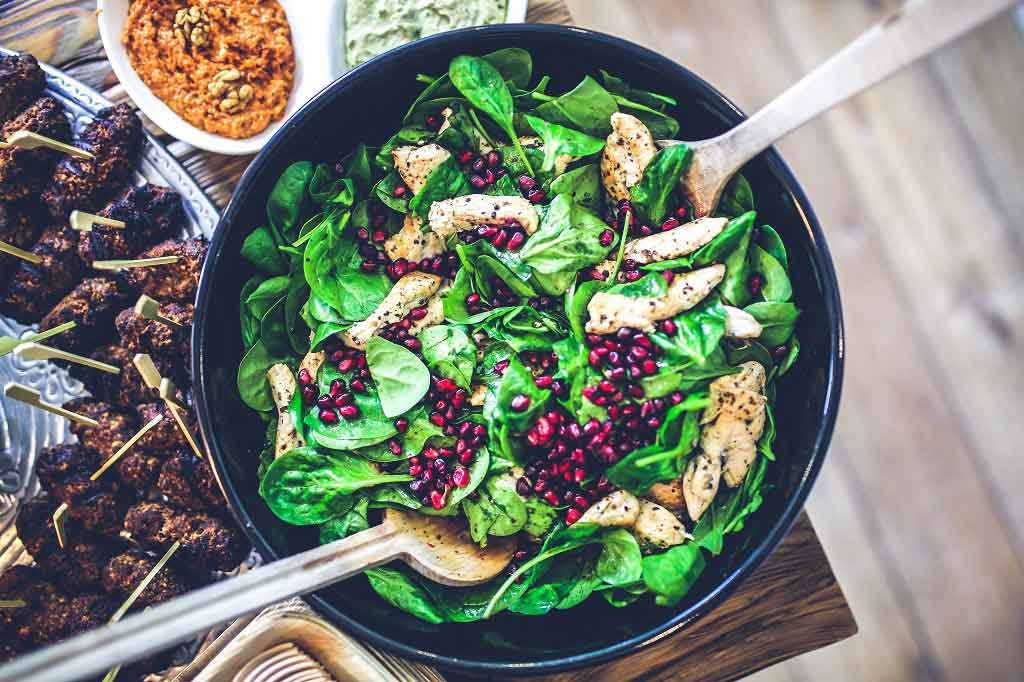 Eating more plant-based foods 'reduces type 2 diabetes risk'