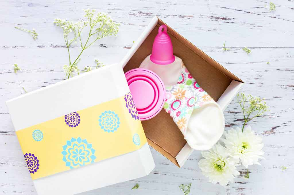Menstrual cups 'safe and effective' alternative to tampons and pads