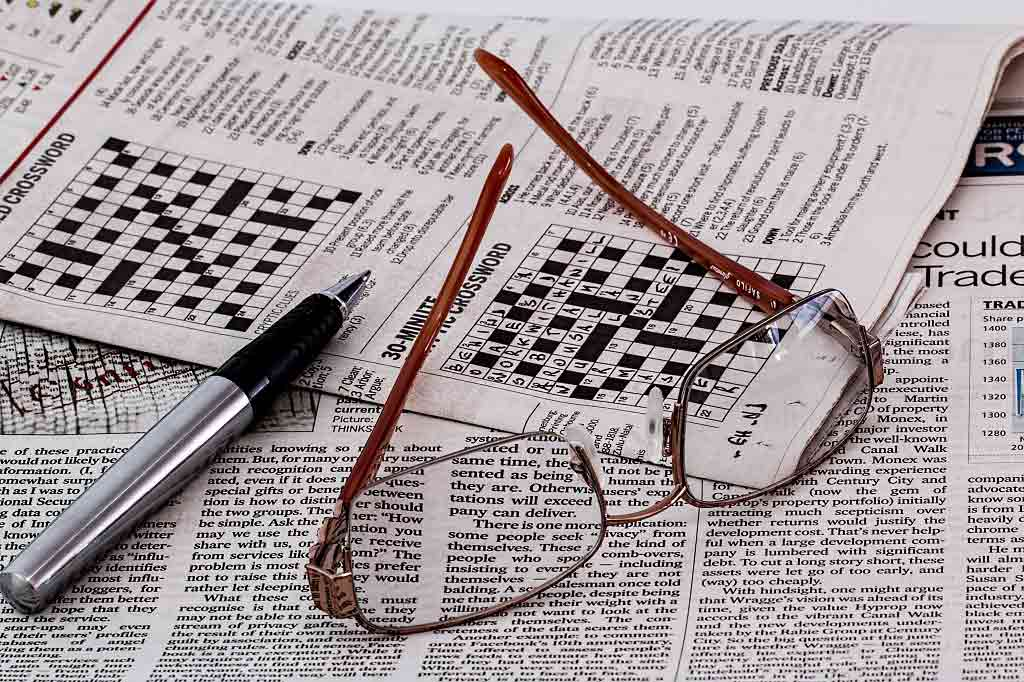 """Sudoku number crunching could subtract 10 years off your brain age,"" the Daily Telegraph reports."
