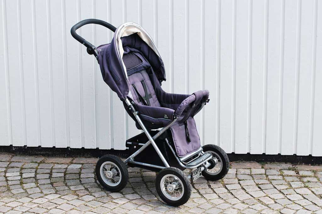 'Babies and young children in prams can be exposed to up to 60% more pollution than adults, a study suggests' BBC News reports