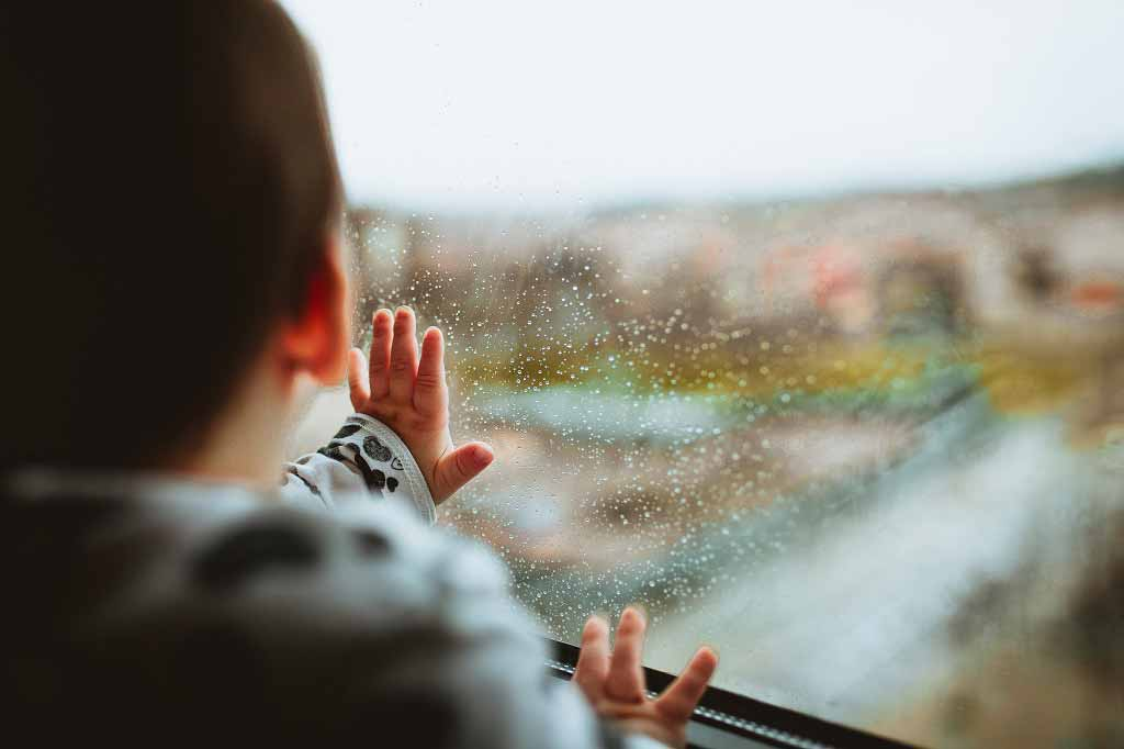 Rainfall and autism