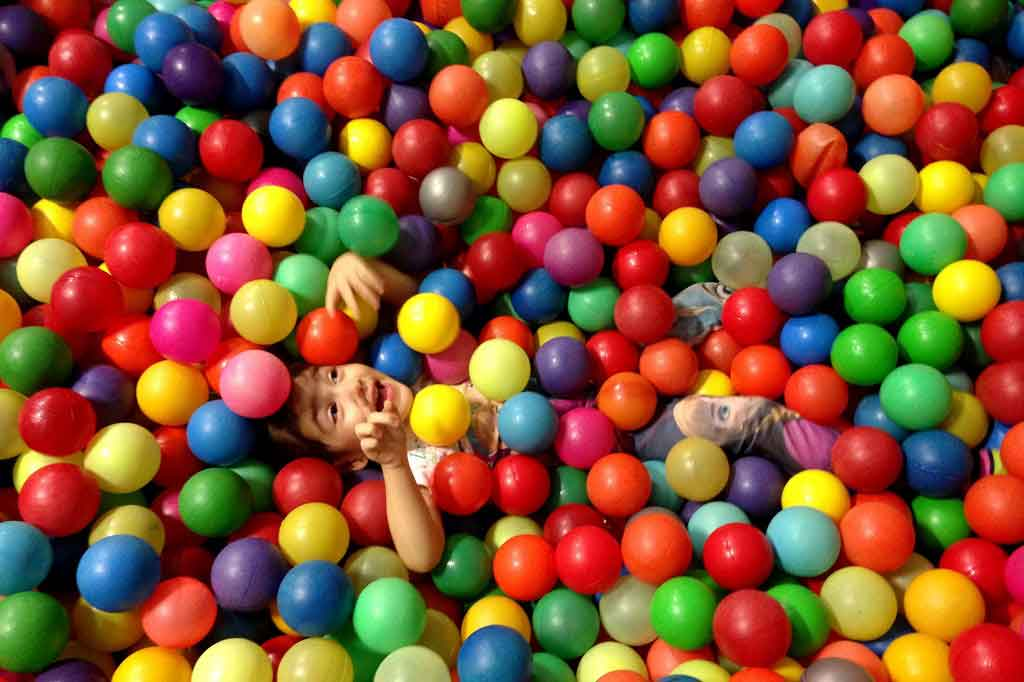 Are children's ball pits really 'riddled with killer germs'?