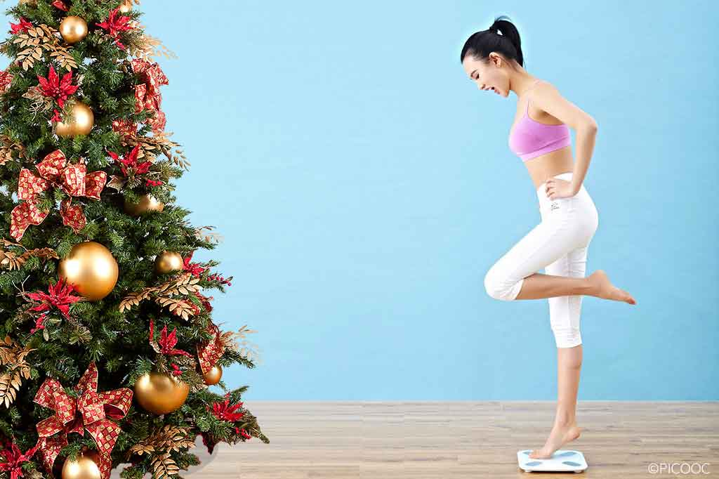 Dietary advice and self-weighing may help avoid Christmas weight gain