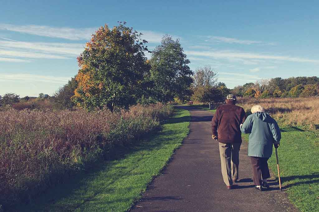 Morning walks and frequent breaks 'as good as drugs for blood pressure'