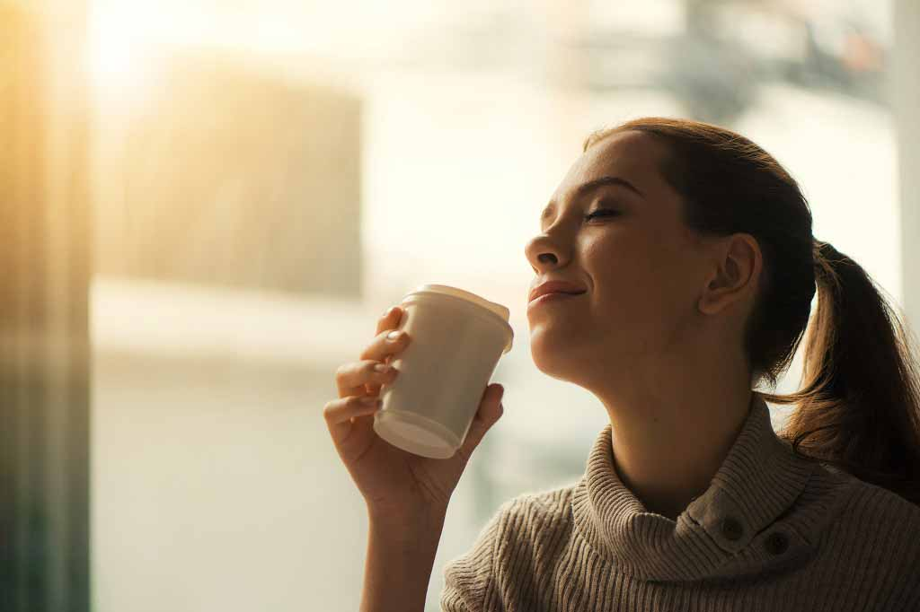 Drinking 3-4 cups of coffee a day may have some health benefits