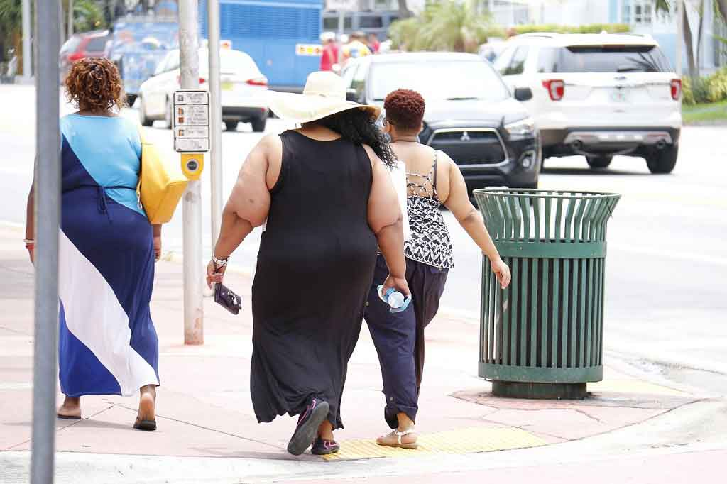 Obesity still poses a risk for women who are otherwise healthy