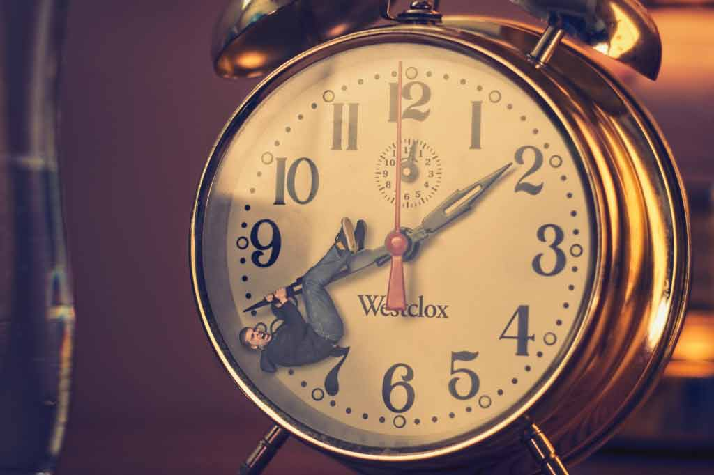 Body clock disruptions linked to mood disorders