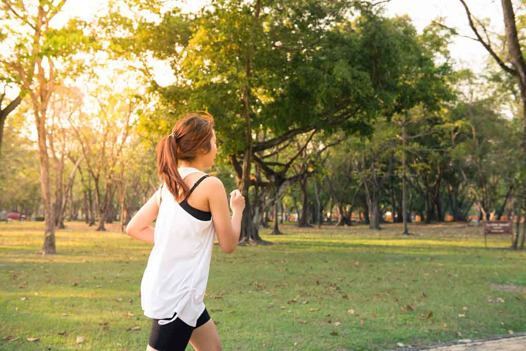 Regular exercise may help lower your risk of depression